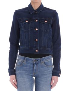 J Brand - Blue denim jacket