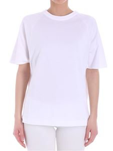 Brunello Cucinelli - White t-shirt with bow