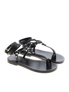 Isabel Marant - Black Joxxy sandals
