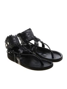 Isabel Marant - Black Eliby sandals