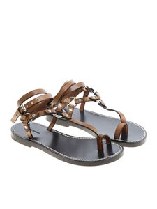 Isabel Marant - Brown Joxxy sandals