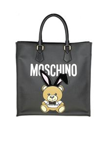 Moschino - Playboy eco-leather bag