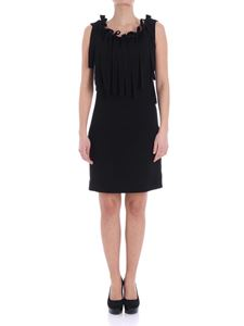 Moschino Boutique - Black dress with bows