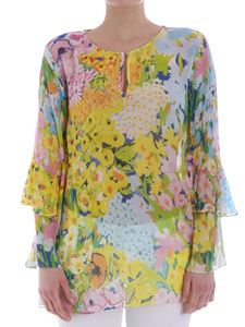 Moschino Boutique - Multicolor floral blouse
