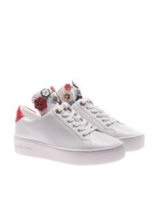 Michael Kors - Mindy sneakers with floral inserts