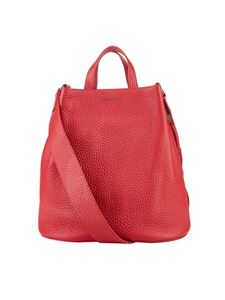 Orciani - Red bucket bag