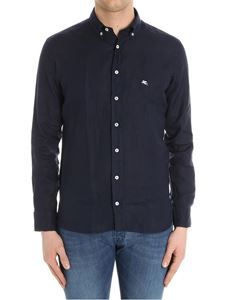 Etro - Blue Andy shirt