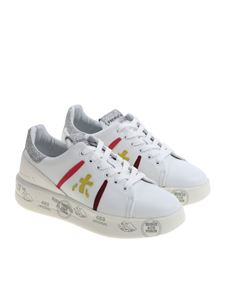 Premiata - Belle sneakers with leather inserts