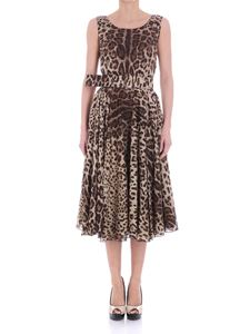 Samantha Sung - Animal pattern dress