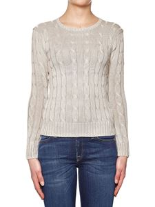 POLO Ralph Lauren - Gray knitted sweater