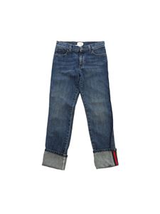 Gucci - Cotton jeans