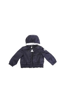 Moncler Jr - Blue Poema jacket