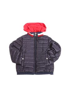 Moncler Jr - Rouen hooded down jacket