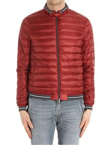 Herno - Bordeaux down jacket