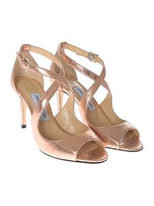Jimmy Choo - Emily leather sandals