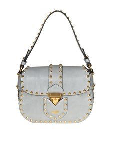 Moschino - Shoulder bag with studs