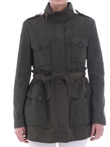 Moncler - Army green Rhodonite jacket