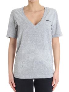 Dsquared2 - Gray logo t-shirt