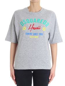 Dsquared2 - Gray Hawaii t-shirt