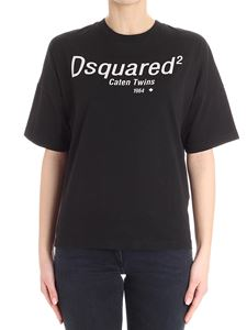 Dsquared2 - Black logo t-shirt