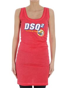 Dsquared2 - Red DSQ2 dress