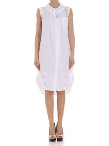Ermanno Scervino - White dress with lace details
