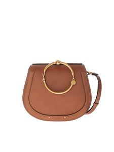 Chloé - Borsa Nile Media marrone