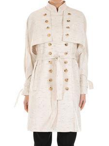 Chloé - Cotton and linen coat