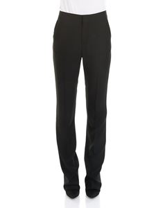 Chloé - Viscose blend trousers
