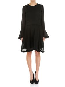 Chloé - Black flared dress
