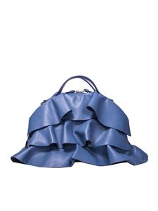 Borbonese - Light blue Sexy bag