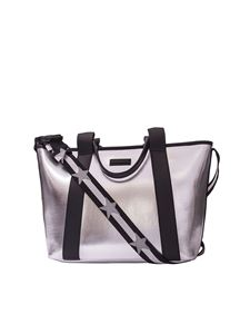 KENDALL + KYLIE - Silver Jazz shopping bag