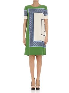 Tory Burch - Green silk dress