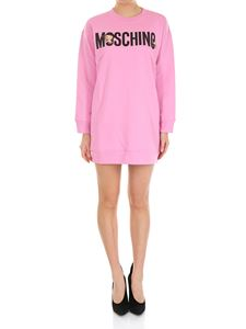 Moschino - Pink Betty Boop dress