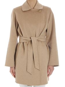 Max Mara - Camel color Parana coat