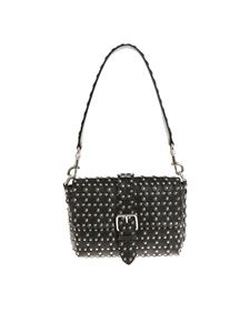 Red Valentino - Shoulder bag with studded flowers