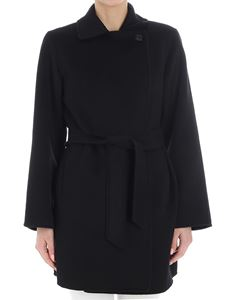 Max Mara - Black Parana coat