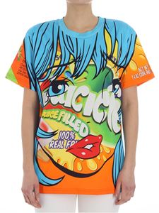 Moschino - Multicolor Juice Filled t-shirt