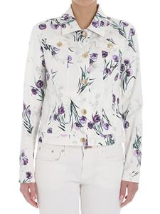 Max Mara - Rovo jacket with floral pattern