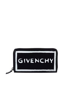 Givenchy - Wallet in printed leather