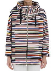 Herno - Multicolor Oversize jacket