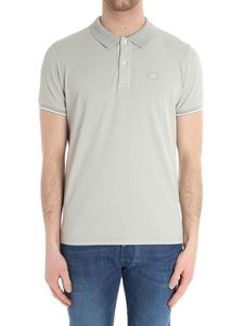 CP Company - Beige cotton polo