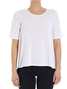 Kangra Cashmere - White knitted top