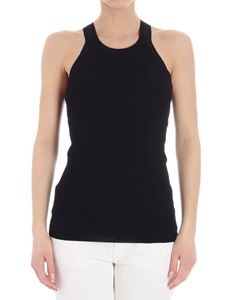 Max Mara - Black Glasgow top