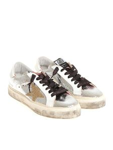 Golden Goose Deluxe Brand - Silver May Sneakers