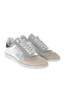 Isabel Marant - Silver Bryce sneakers
