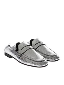Isabel Marant - Silver Fezzy mules