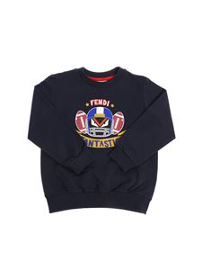 Fendi Jr - Fendi Fantastic sweatshirt