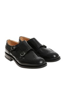 Church's - Black Seaforth shoes