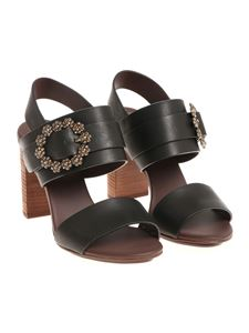 See by Chloé - Black leather sandals